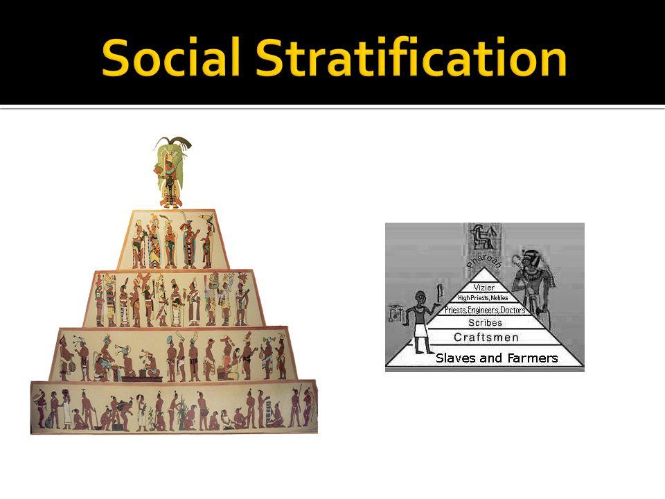 social stratification definition