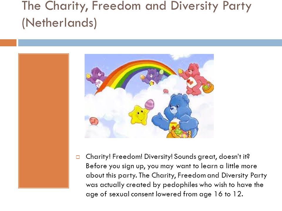 The Charity, Freedom and Diversity Party (Netherlands)