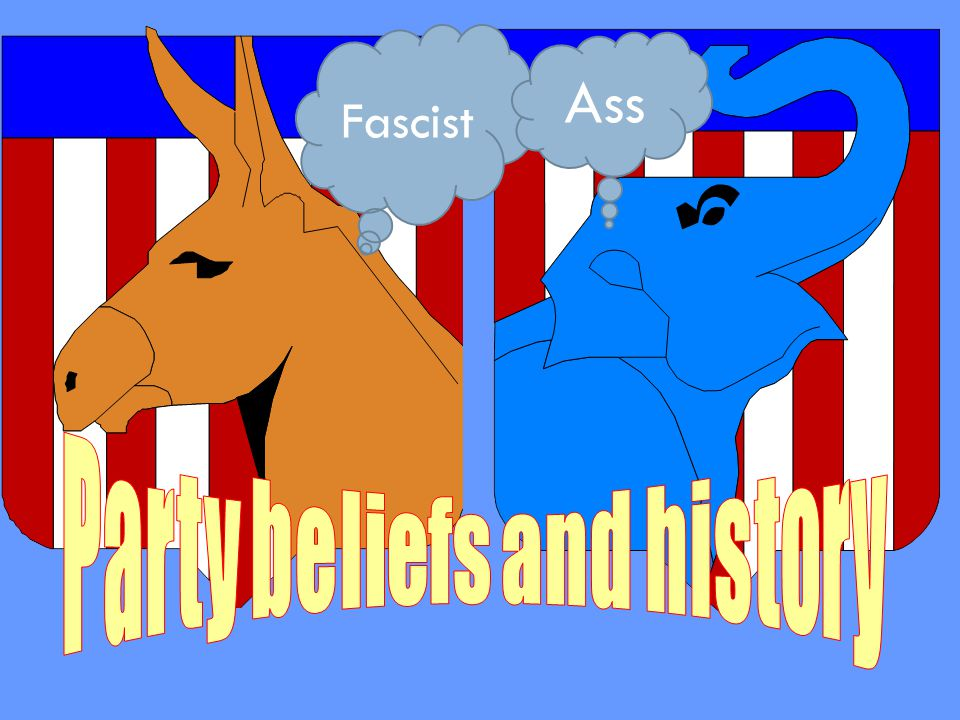 Party beliefs and history