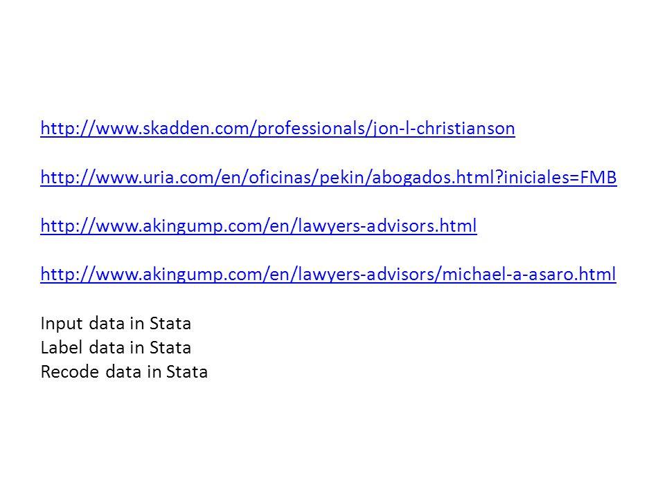 http://www.skadden.com/professionals/jon-l-christianson http://www.uria.com/en/oficinas/pekin/abogados.html iniciales=FMB.