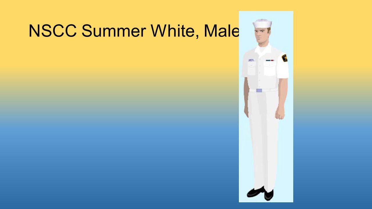 NSCC Summer White, Male
