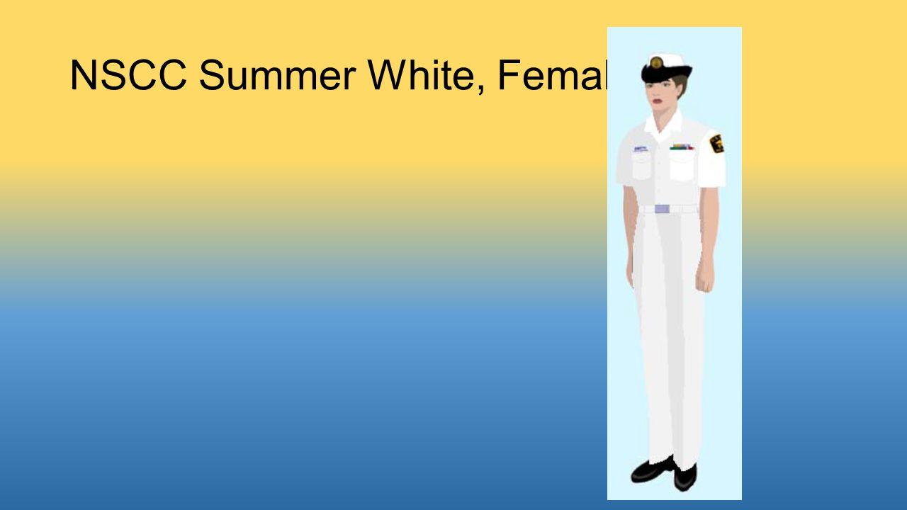 NSCC Summer White, Female