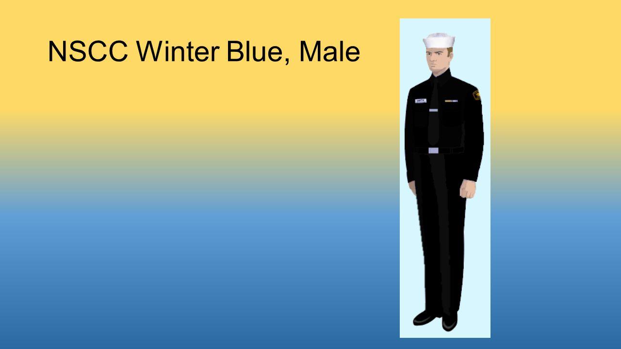 NSCC Winter Blue, Male
