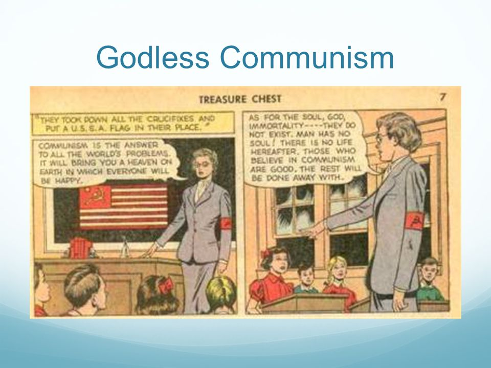 Godless Communism