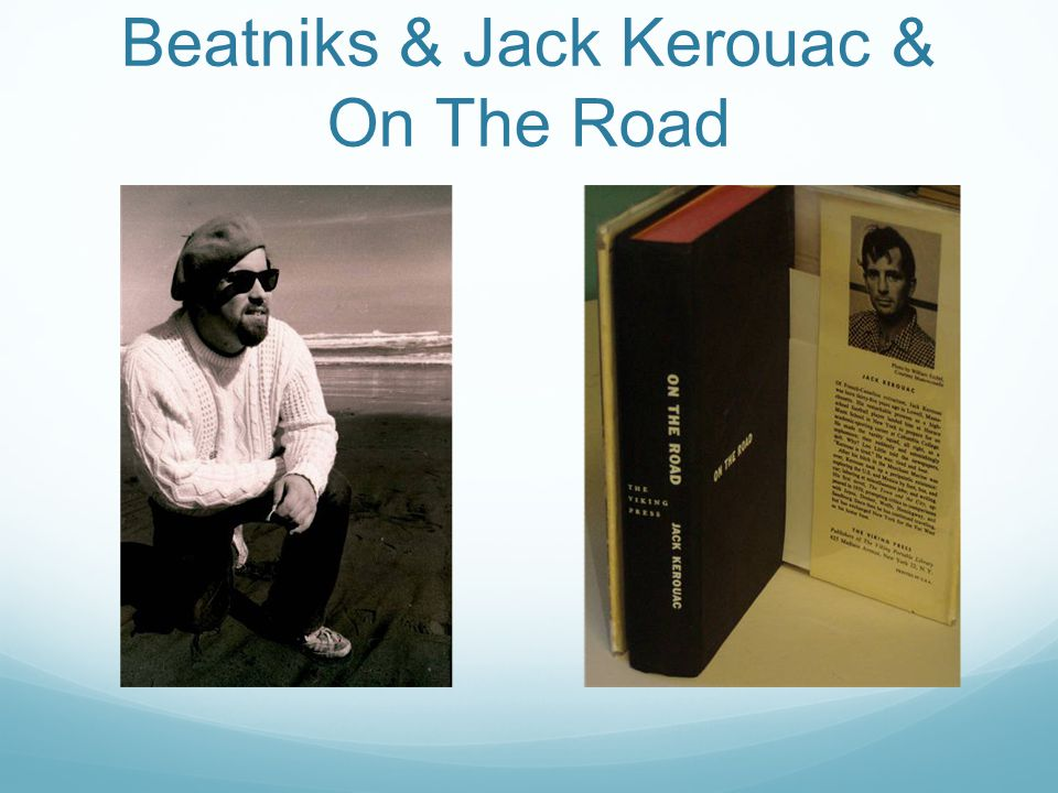 beatniks reach out