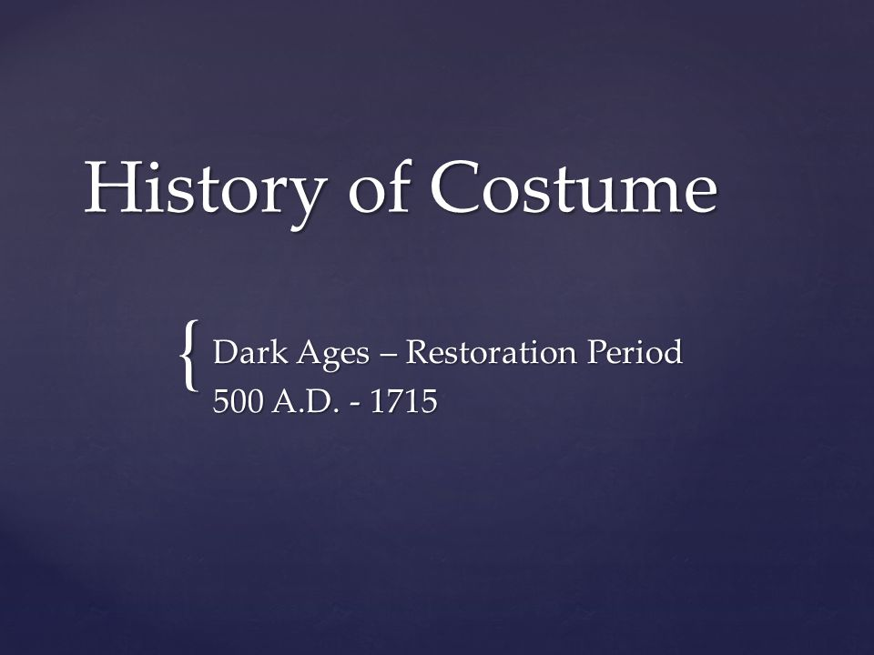 the restoration era The period known as the restoration refers to the time in western europe from 1660-1700 sometimes referred to as the english restoration, this period received its.