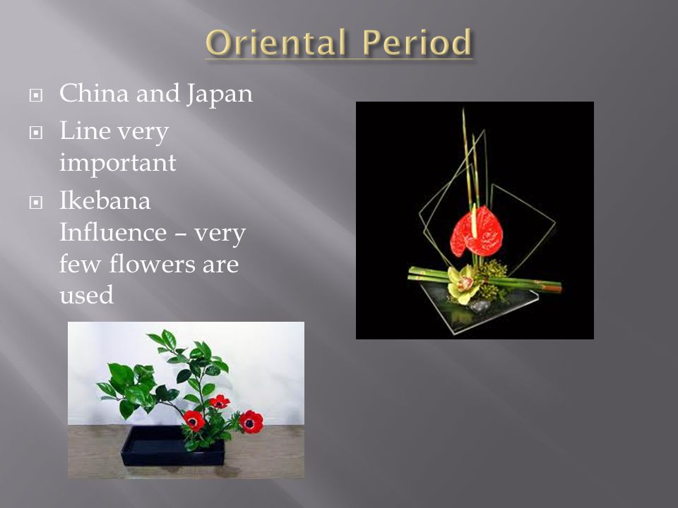Oriental Period China and Japan Line very important