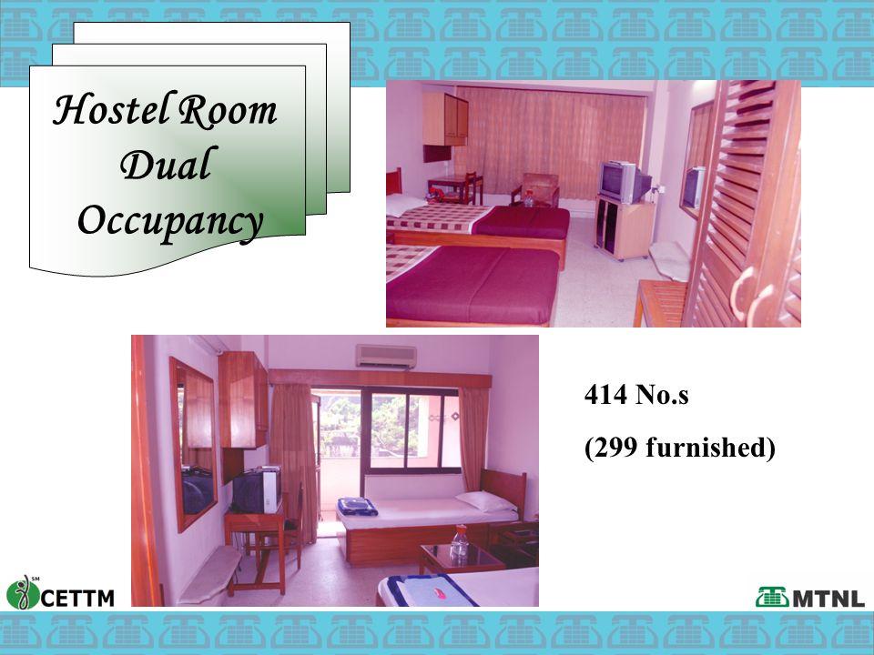 Hostel Room Dual Occupancy