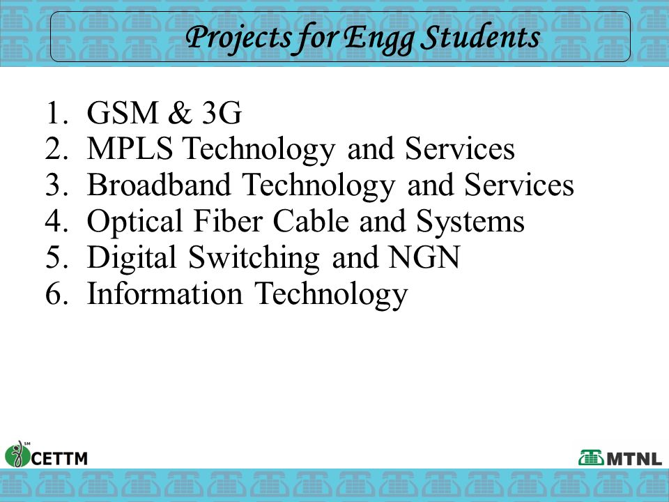 Projects for Engg Students