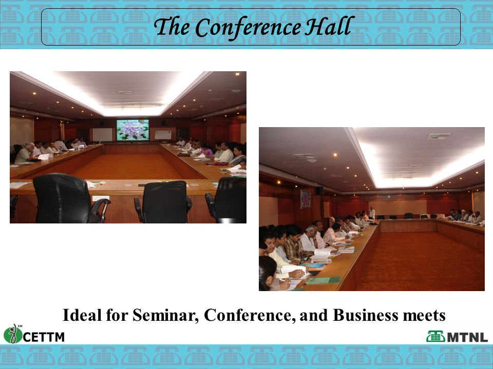 The Conference Hall Ideal for Seminar, Conference, and Business meets