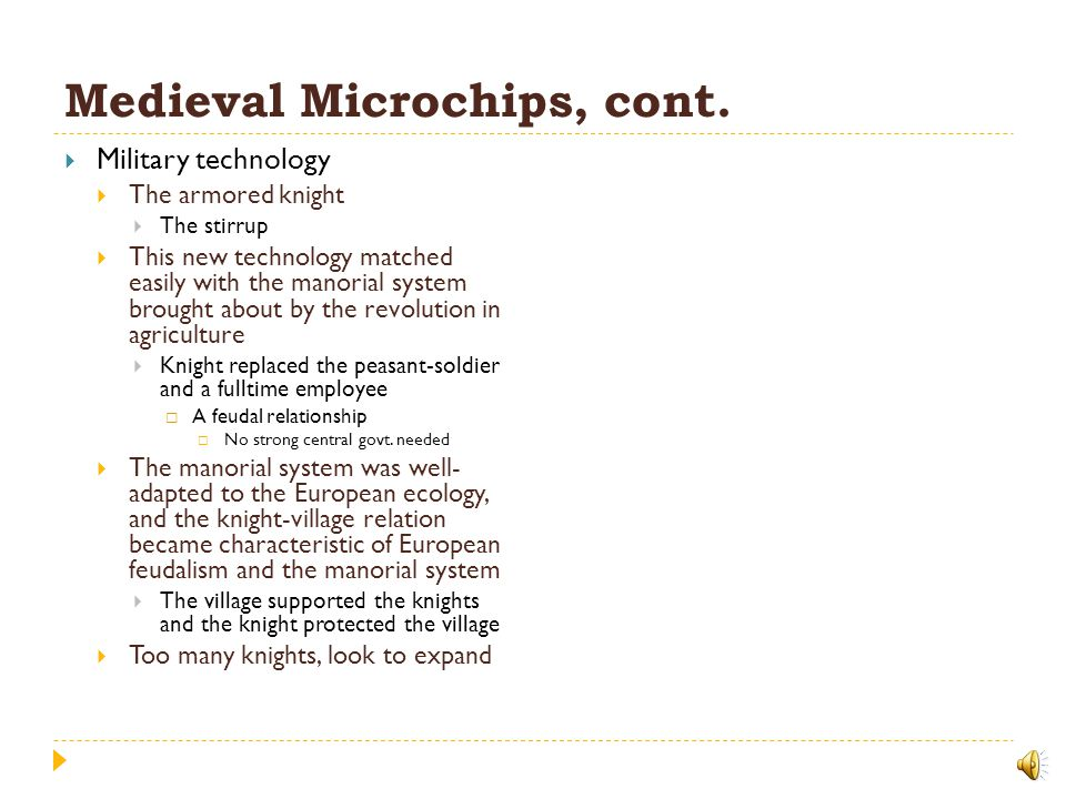 Medieval Microchips, cont.