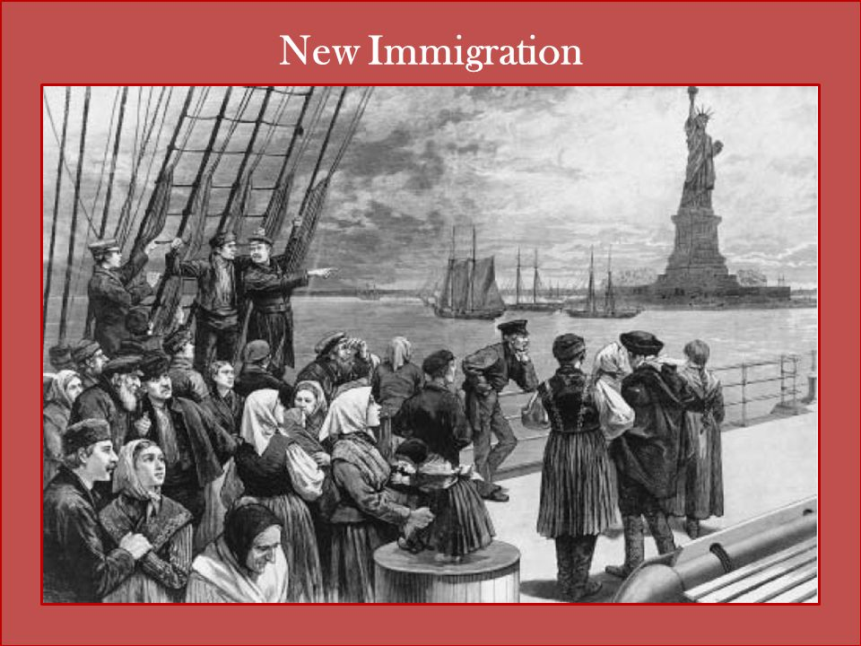 New Immigration