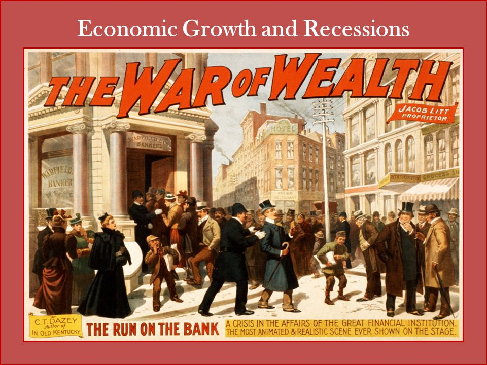 Economic Growth and Recessions