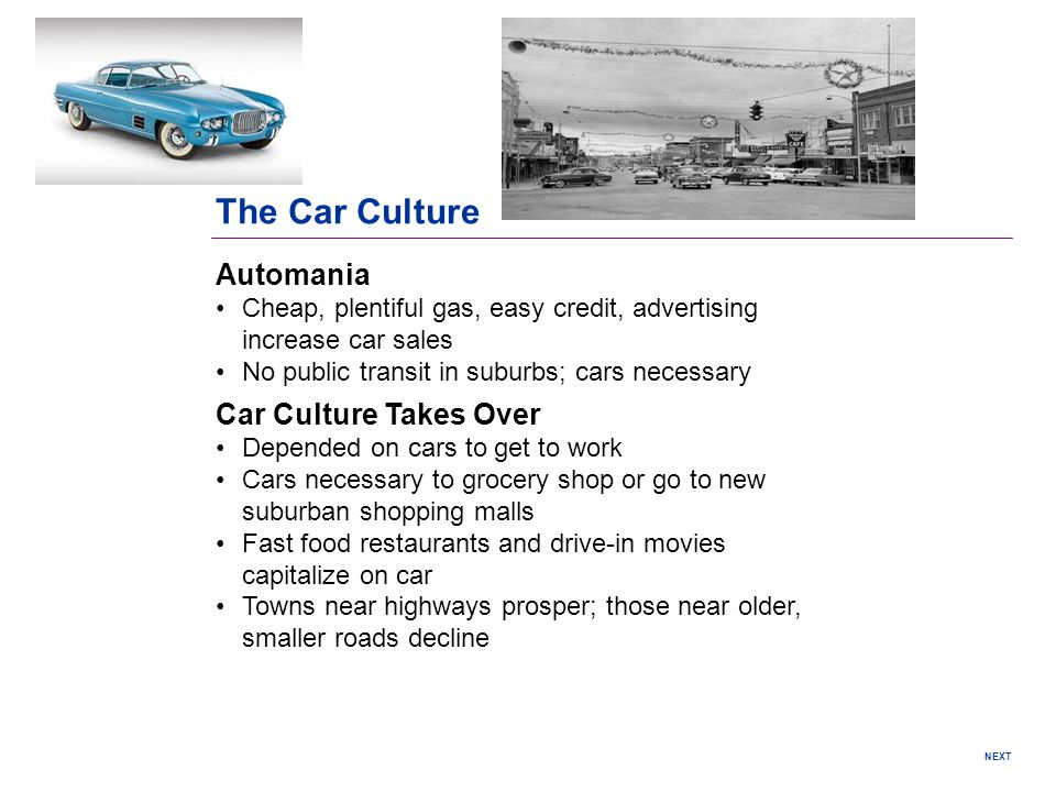 The Car Culture Automania Car Culture Takes Over