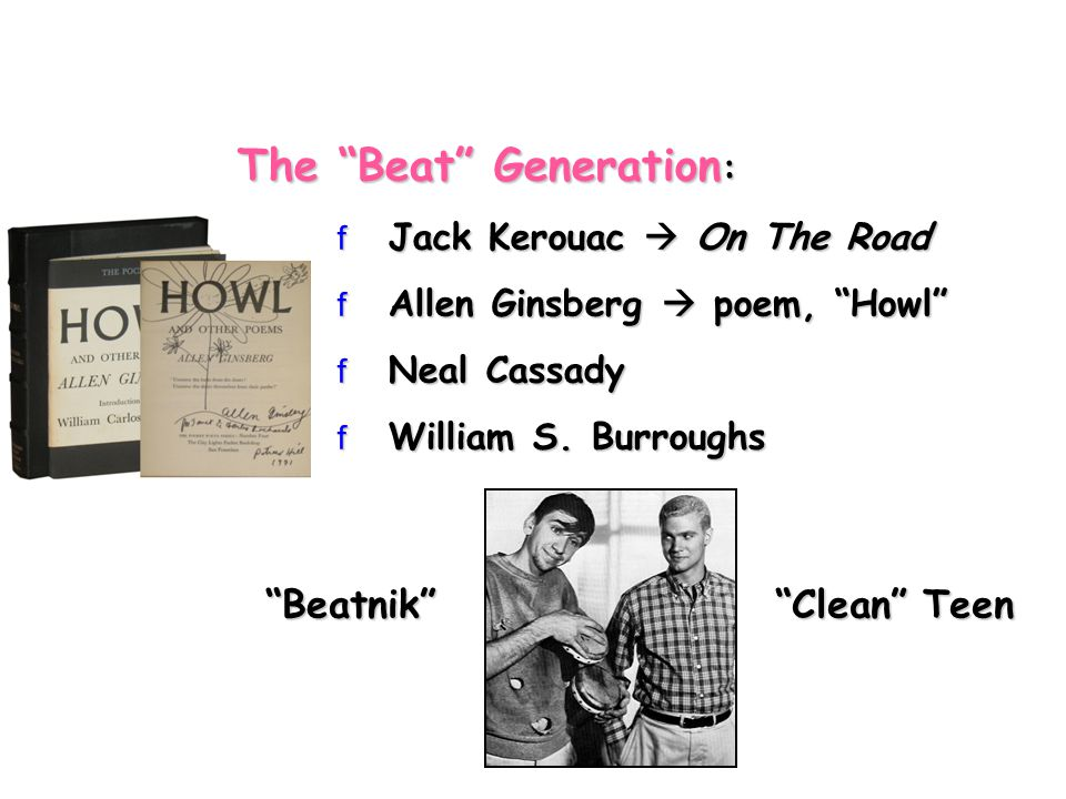 The Beat Generation: