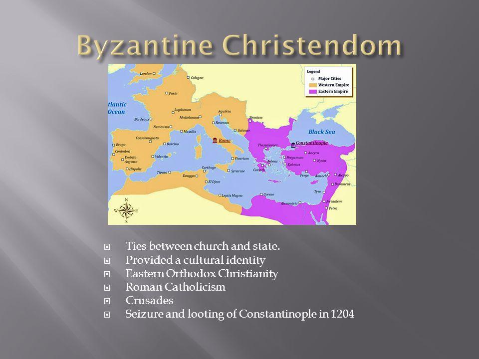 Byzantine Christendom