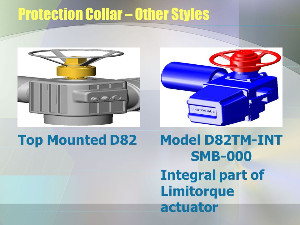 Protection Collar – Other Styles