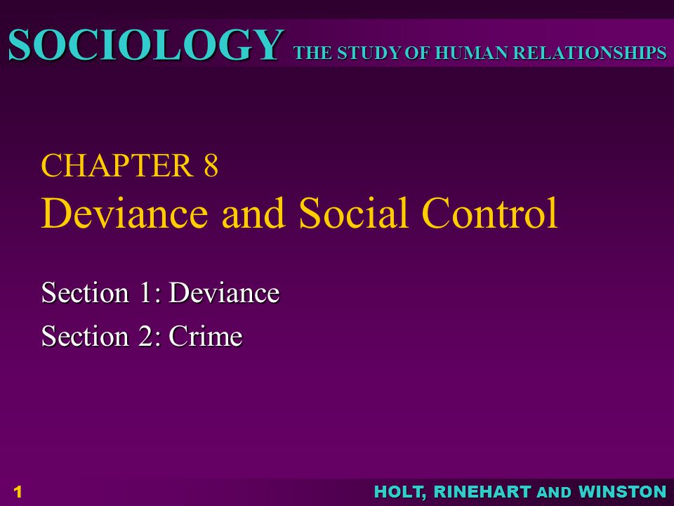 social deviance Social deviance 1 social deviancesociology and anthropology 2 social deviance deviance is behavior that somepeople in society find offensive andwhich excites, or would excite, if itwere discovered, disapproval,punishment, condemnation, orhostility.