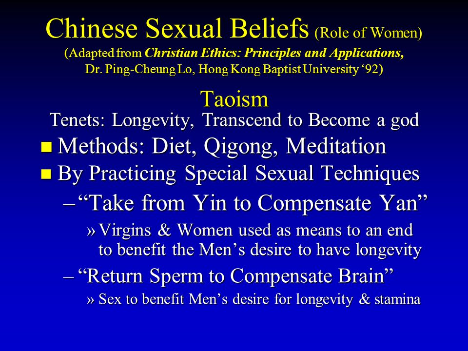 Tenets: Longevity, Transcend to Become a god