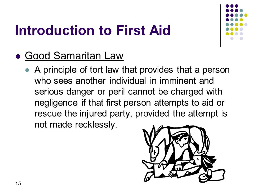 Introduction to First Aid