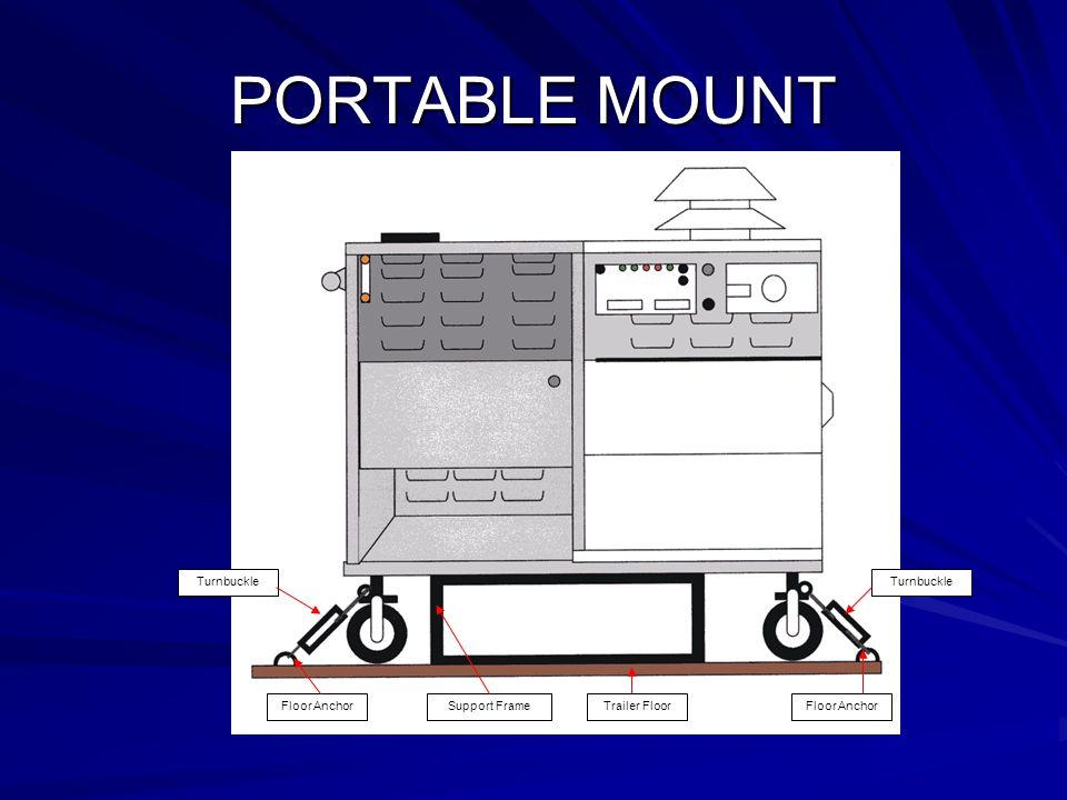 PORTABLE MOUNT
