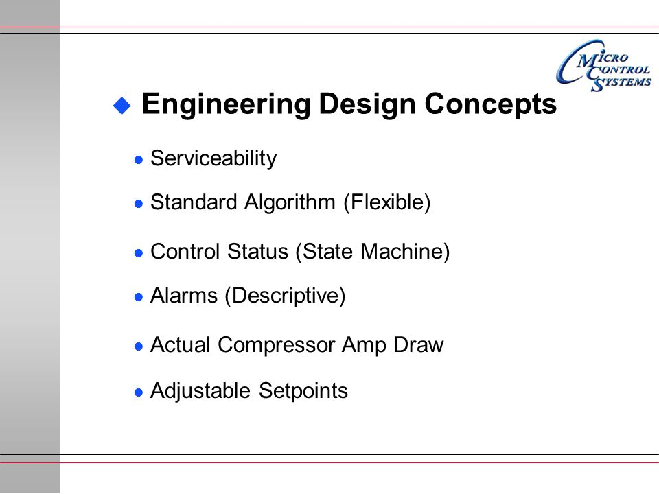 Engineering Design Concepts