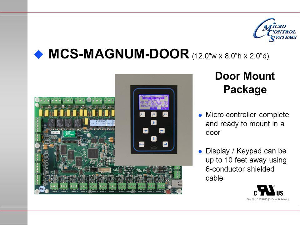 MCS-MAGNUM-DOOR (12.0 w x 8.0 h x 2.0 d)