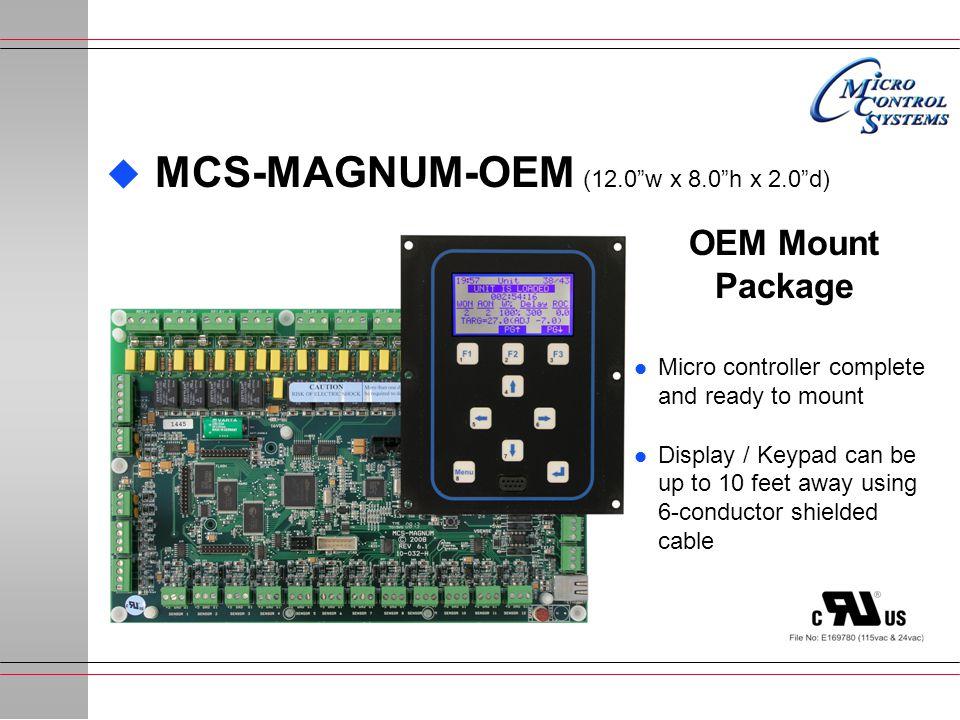 MCS-MAGNUM-OEM (12.0 w x 8.0 h x 2.0 d)