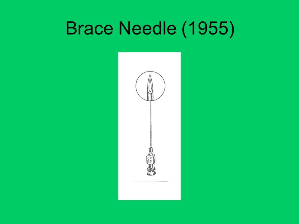 Brace Needle (1955)