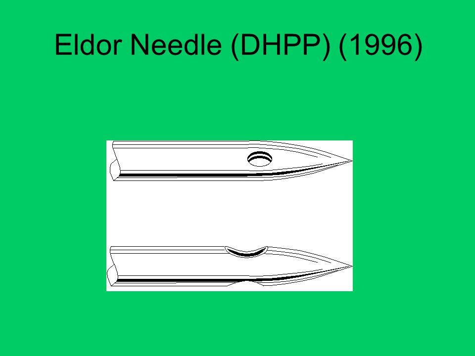 Eldor Needle (DHPP) (1996)