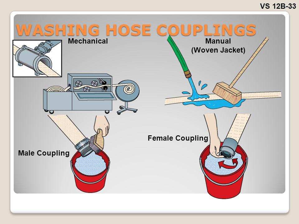 WASHING HOSE COUPLINGS