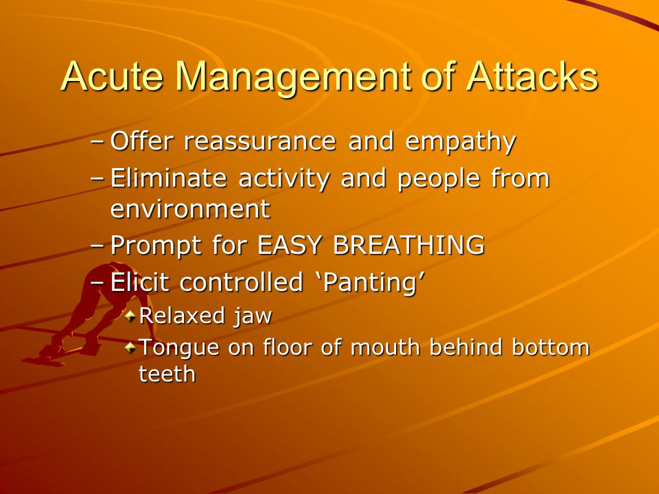 Acute Management of Attacks