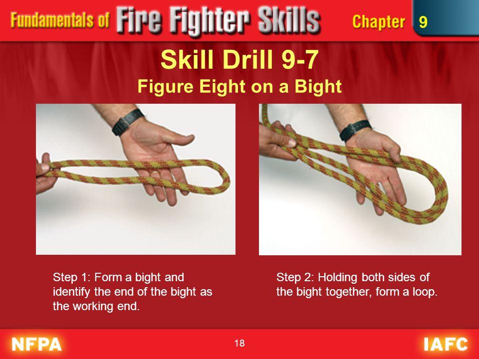 Skill Drill 9-7 Figure Eight on a Bight