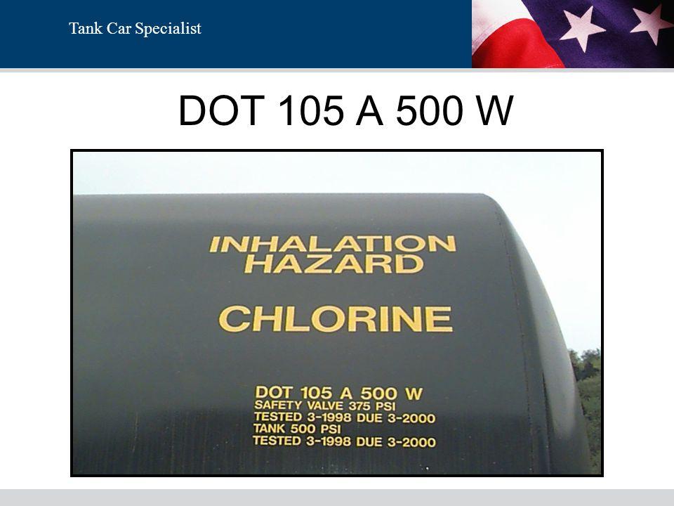 DOT 105 A 500 W