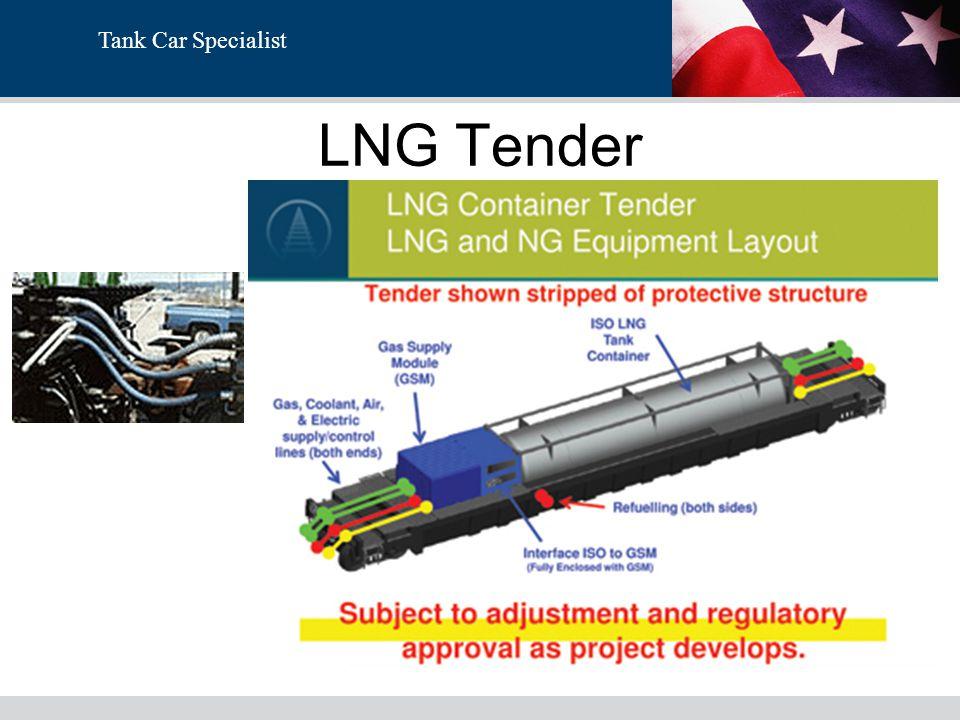 LNG Tender