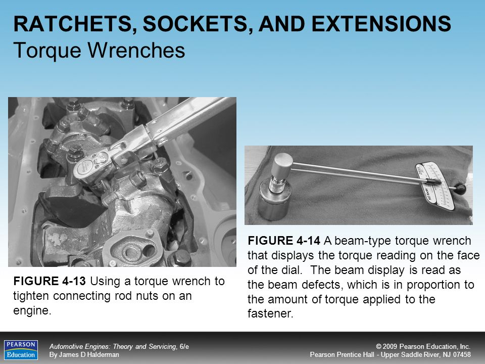 RATCHETS, SOCKETS, AND EXTENSIONS Torque Wrenches