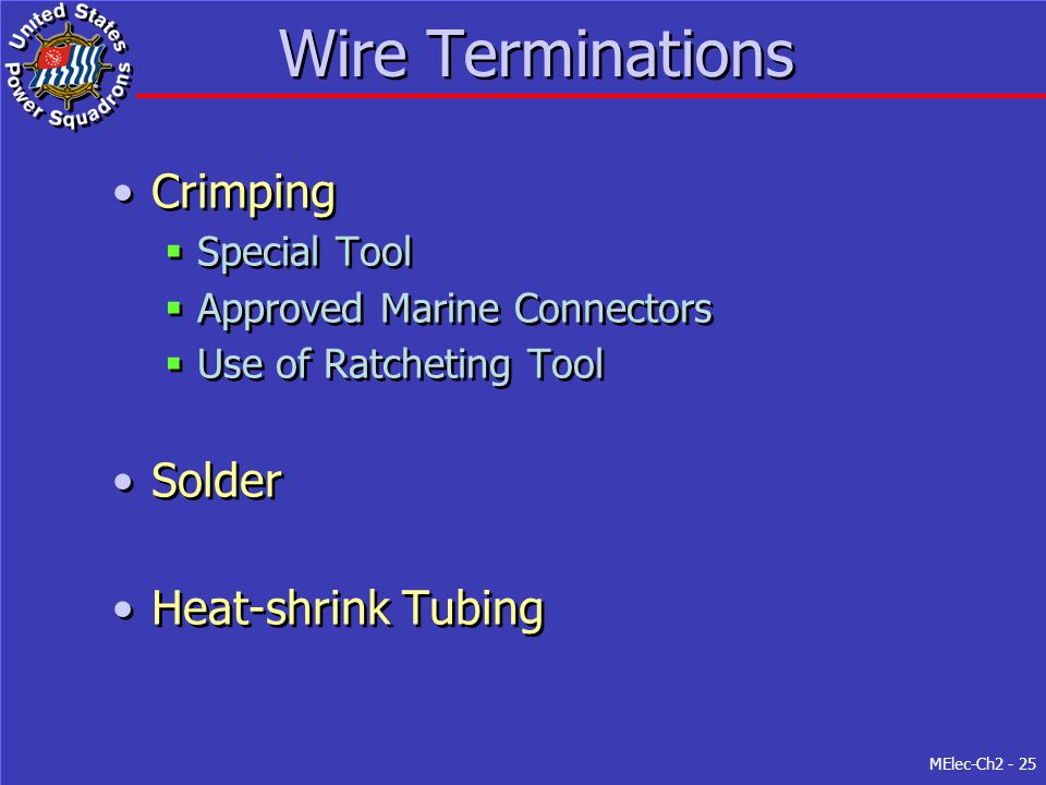 Wire Terminations Crimping Solder Heat-shrink Tubing Special Tool