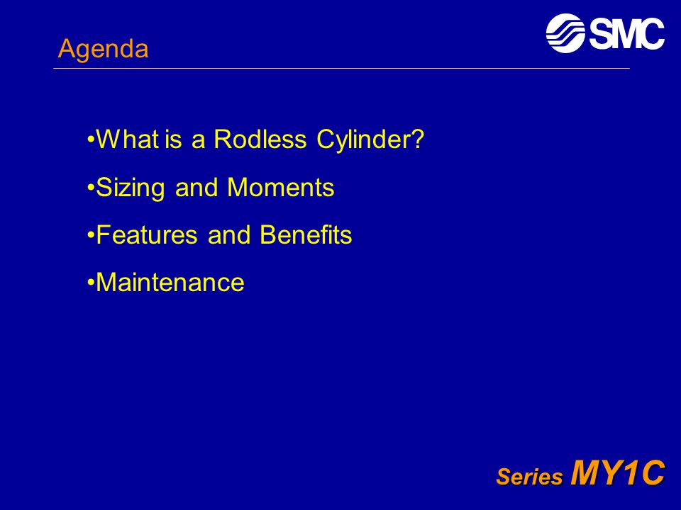 What is a Rodless Cylinder Sizing and Moments Features and Benefits