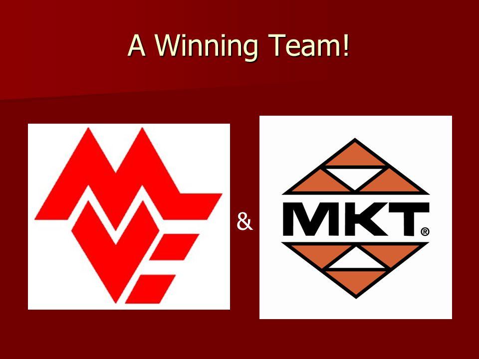 A Winning Team! &