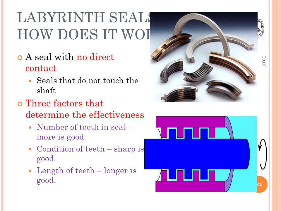 LABYRINTH SEALS – HOW DOES IT WORK
