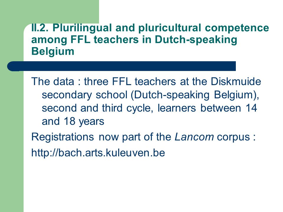 Registrations now part of the Lancom corpus :