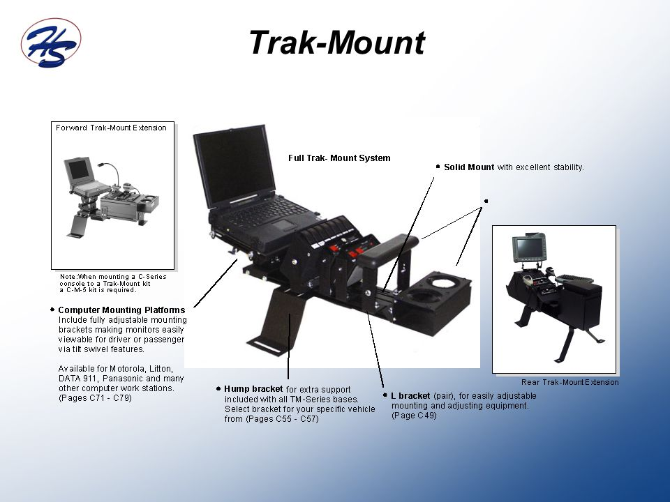 Trak-Mount
