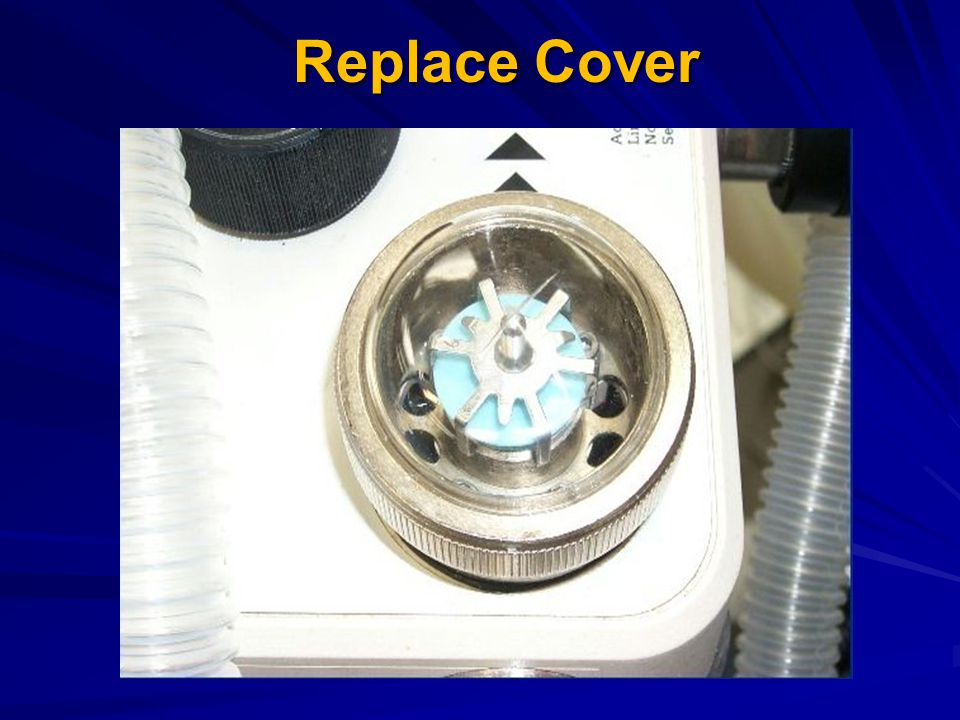 Replace Cover
