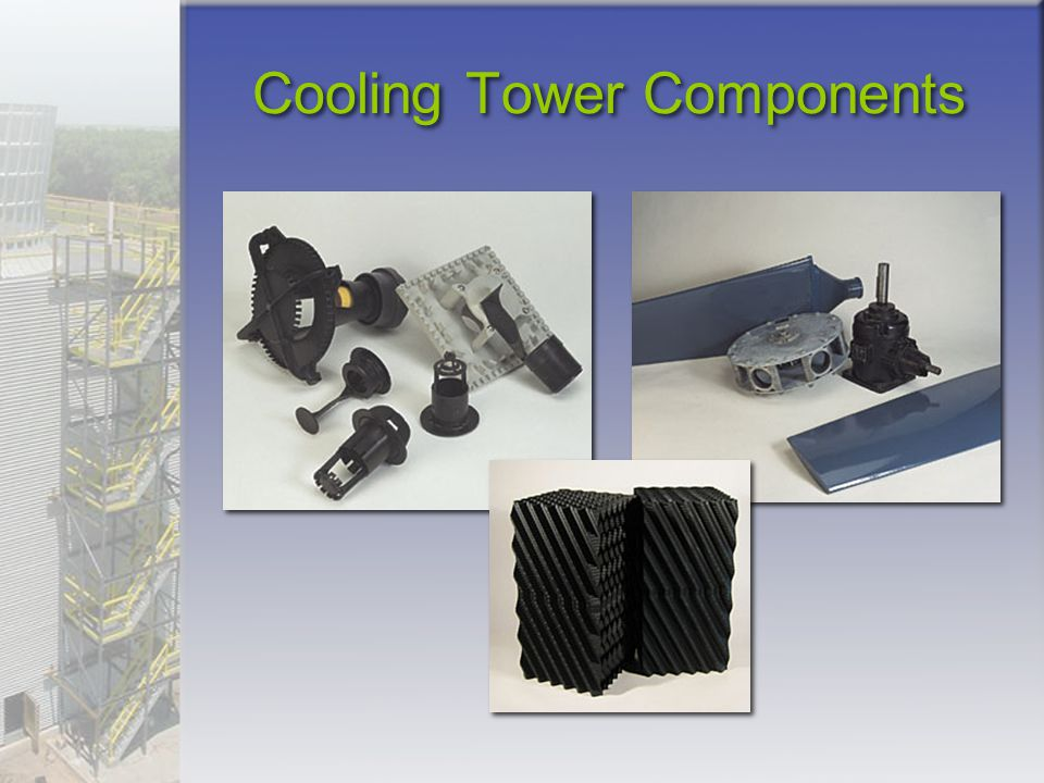 Cooling Tower Components