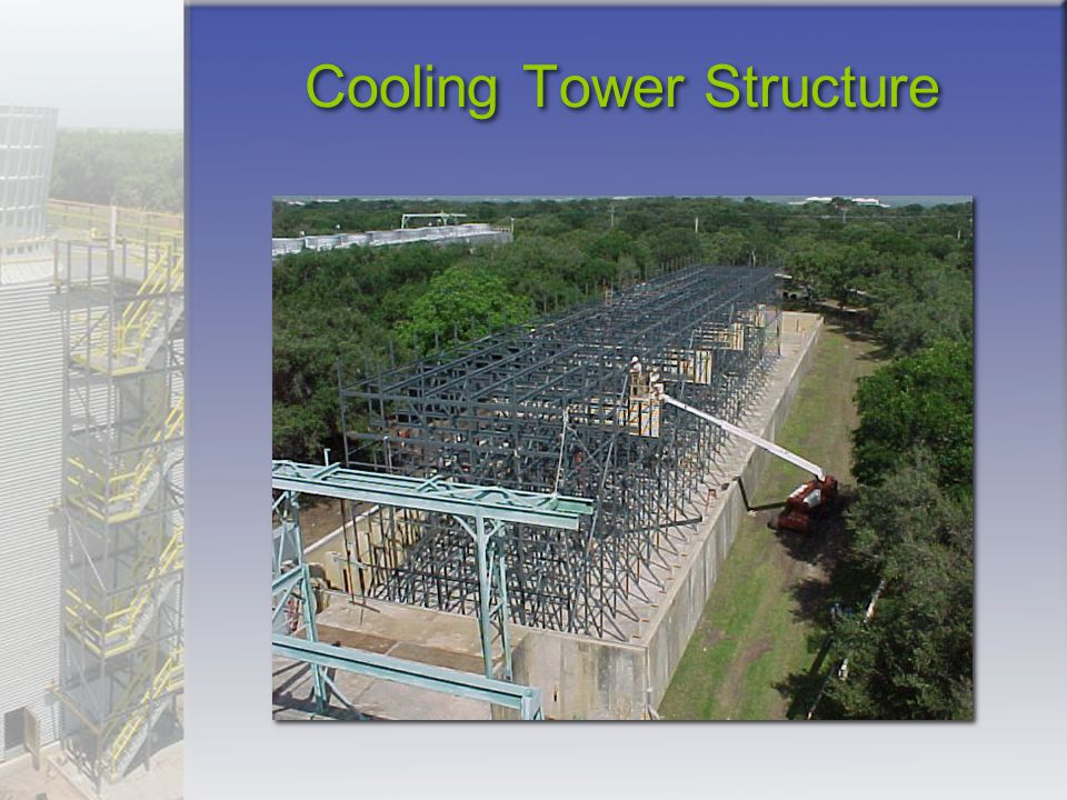 Cooling Tower Structure