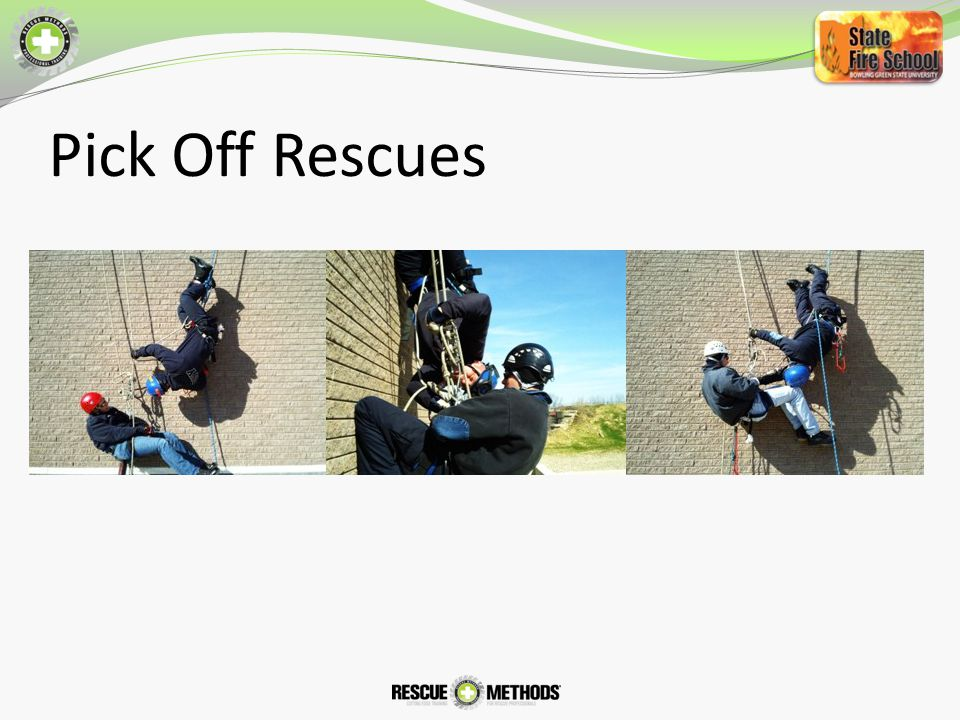Pick Off Rescues Line Transfer Pick Off Rescues - Inversion