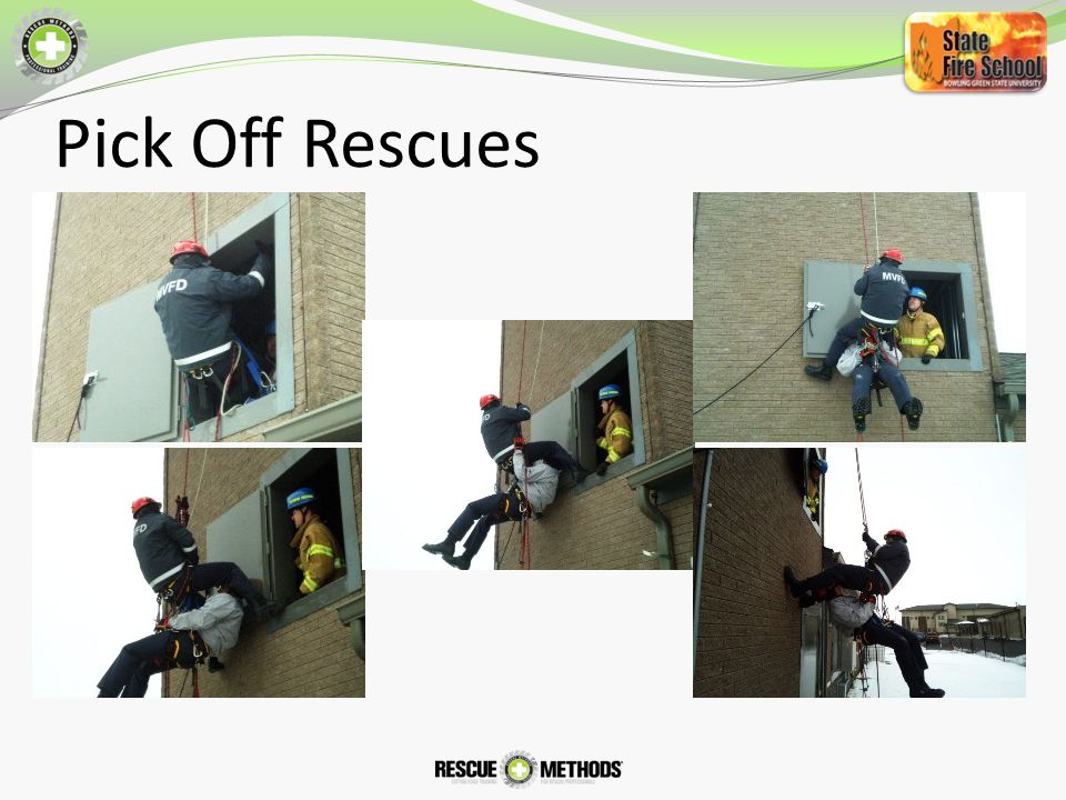 Pick Off Rescues Pick Off Rescues