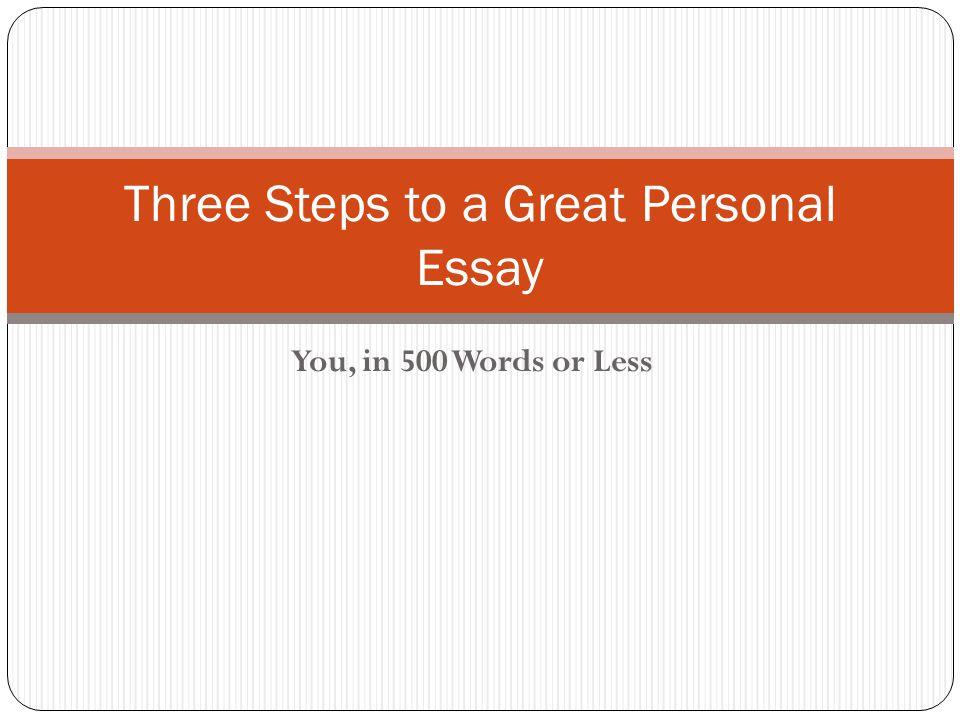 essays on trustworthiness