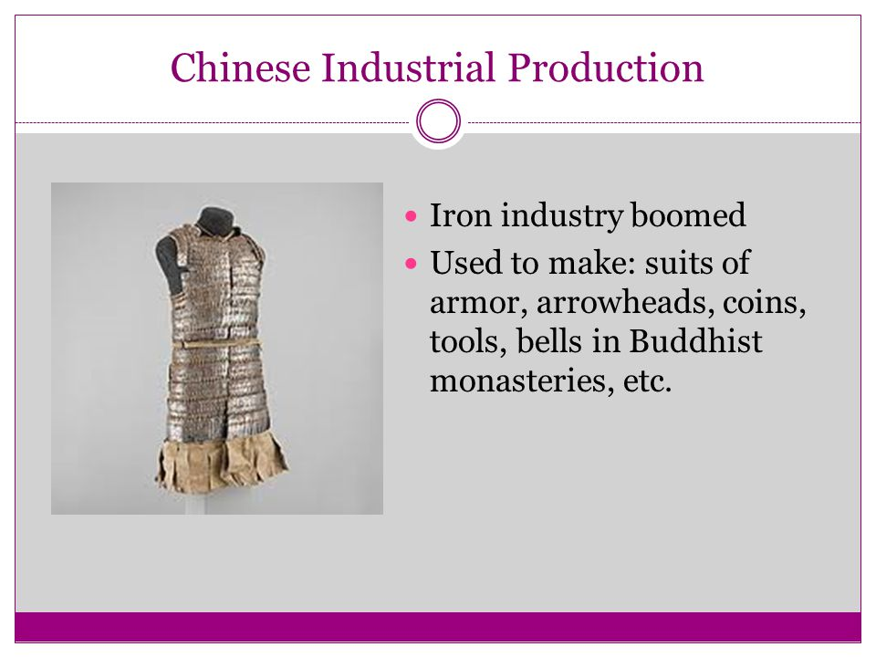 Chinese Industrial Production