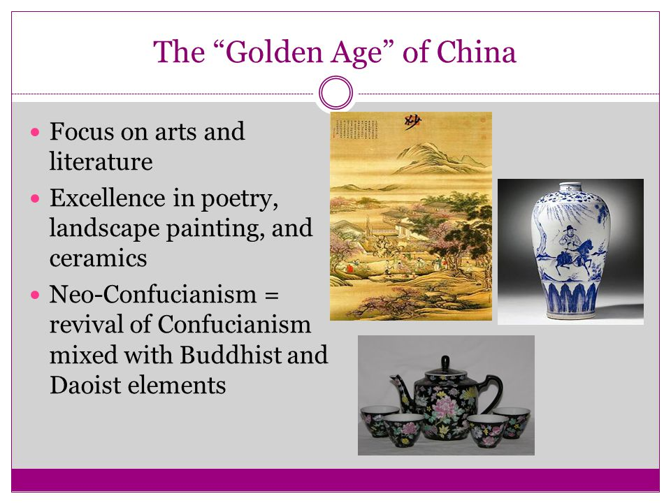 The Golden Age of China